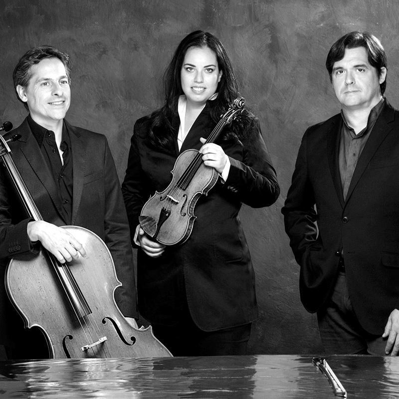 Trio Arbós - Exilios